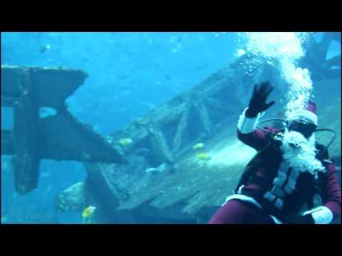 Santa Claus Sea Diver