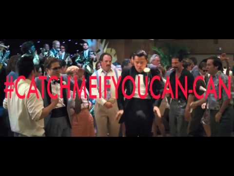 Wolf of Wall Street Dance Blurred Lines