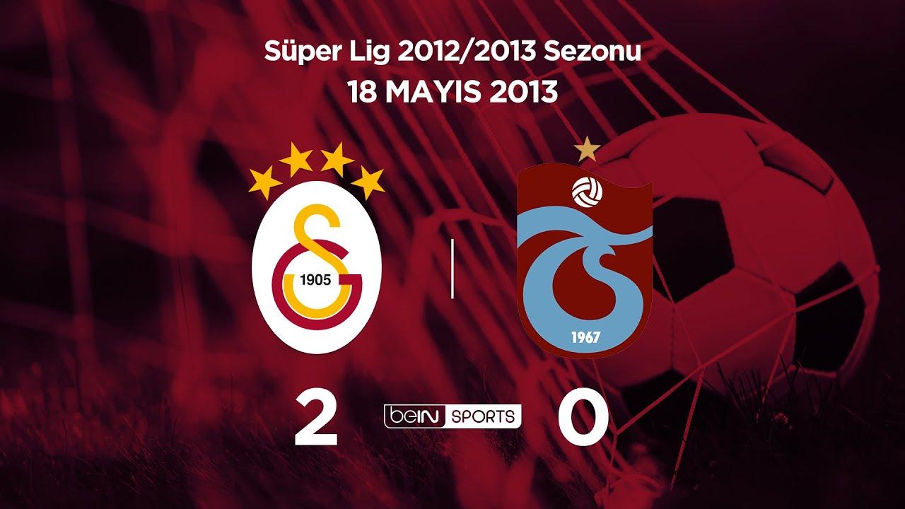18.05.2013 | Galatasaray-Trabzonspor | 2-0