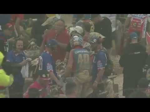 European QuadCross of Nations 2017 at Cingoly (Italy) on Sunday Rain