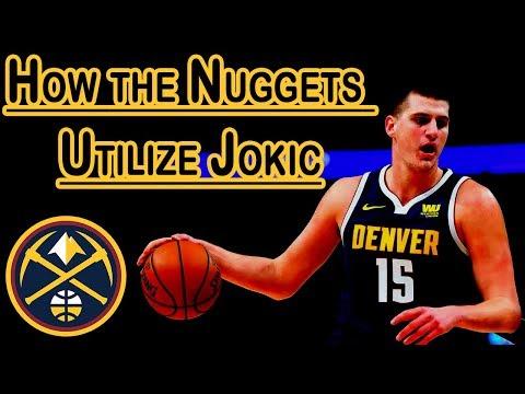 How the Nuggets Use Dribble Handoffs with Nikola Jokic