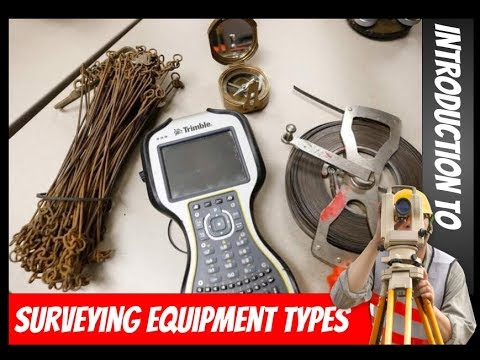 Introduction To Instruments Used By Land Surveyors