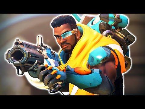 Baptiste New Hero Gameplay [Overwatch] thumbnail