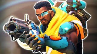 Baptiste New Hero Gameplay [Overwatch]