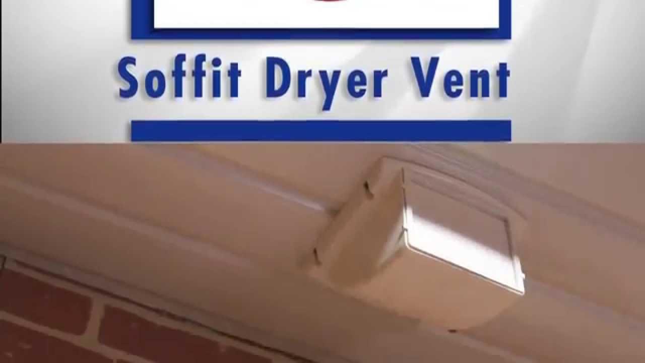 Dundas Jafine Features Amp Benefits Soffit Dryer Vent