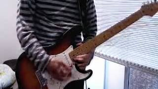 Baixar Radiohead.:.:.Paranoid Android -guiter solo cover