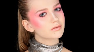 Sculpted Blush/Draping - Editorial Makeup Look