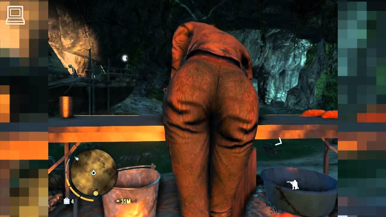 Far Cry 3 Geforce 8600m Gt Liza S Butt Youtube