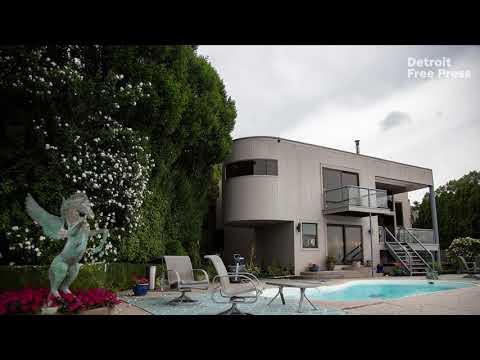 Michigan House Envy: Detroit Architect Designed Grosse Pointe Park Home For Himself