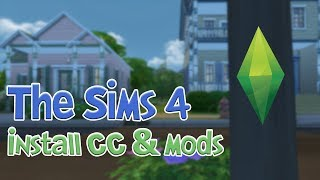 How To Install The Sims 4 Custom Content & Mods