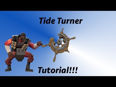 How To Craft The Tide Turner Tutorial