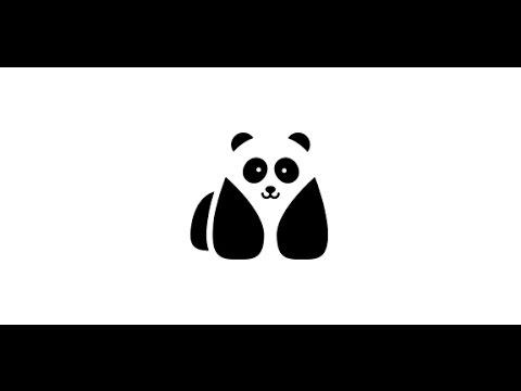 450 Gambar Kartun Binatang Panda Terbaru