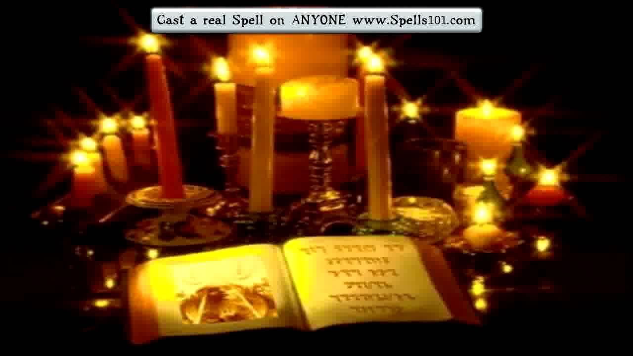easy love spells - black magic - YouTube