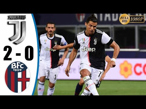 Bologna vs Juventus 0 2 All Goals & Highlights, C Ronaldo, Serie A TIM