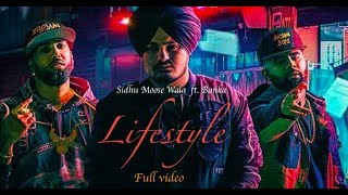 Lifestyle | Sidhu Moose Wala ft. Banka | New punjabi song 2018 | Revolutionary Studio