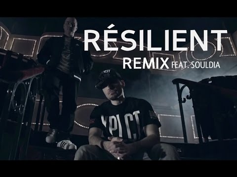 Taktika - Résilient remix feat. Souldia // Vidéoclip