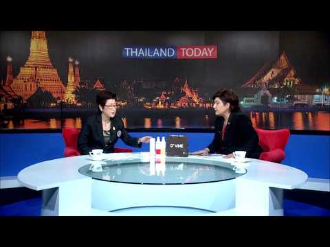Thailand Today 083 Thai Beauty Brands to the World By Mrs.Ketmanee Lertkitcha (Feb 07, 18)