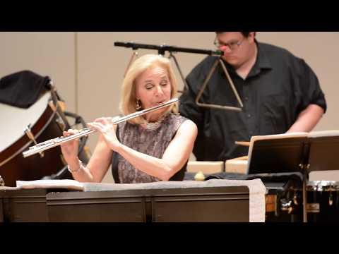 Jolivet Suite en concert / Carol Wincenc / 2017 Colorado College Music Festival