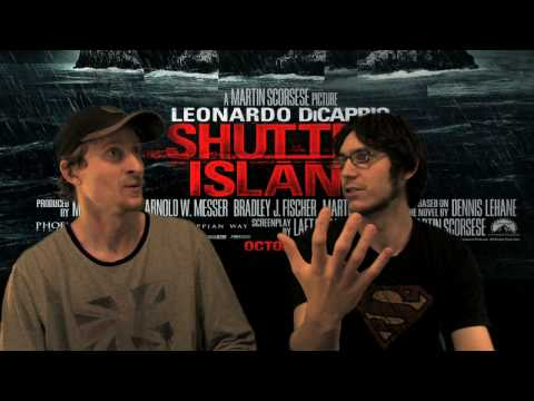 """Rob & Anthony Review """"Shutter Island"""""""
