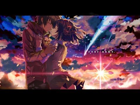 Nightcore - Kataware Doki - RADWIMPS [Kimi no Na Wa (Your Name) OST]