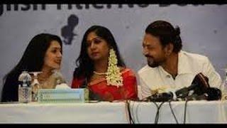 Signing Ceremony Bangla Movie Dub ( NO BED OF ROSE )     Irfan Khan    Parno Mitro    Tisa