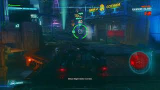Batman Arkham Knight 100% Walkthrough part 257, 720p HD (NO COMMENTARY)