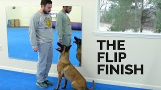 The Flip Finish In Heeling With Forrest Micke