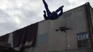 Mark Chin Stunt Demo 2016
