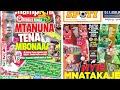 MICHEZO Magazetini Jmos25/9/2021:Umafia Simba na Yanga Ngao ya Jamii Leo.