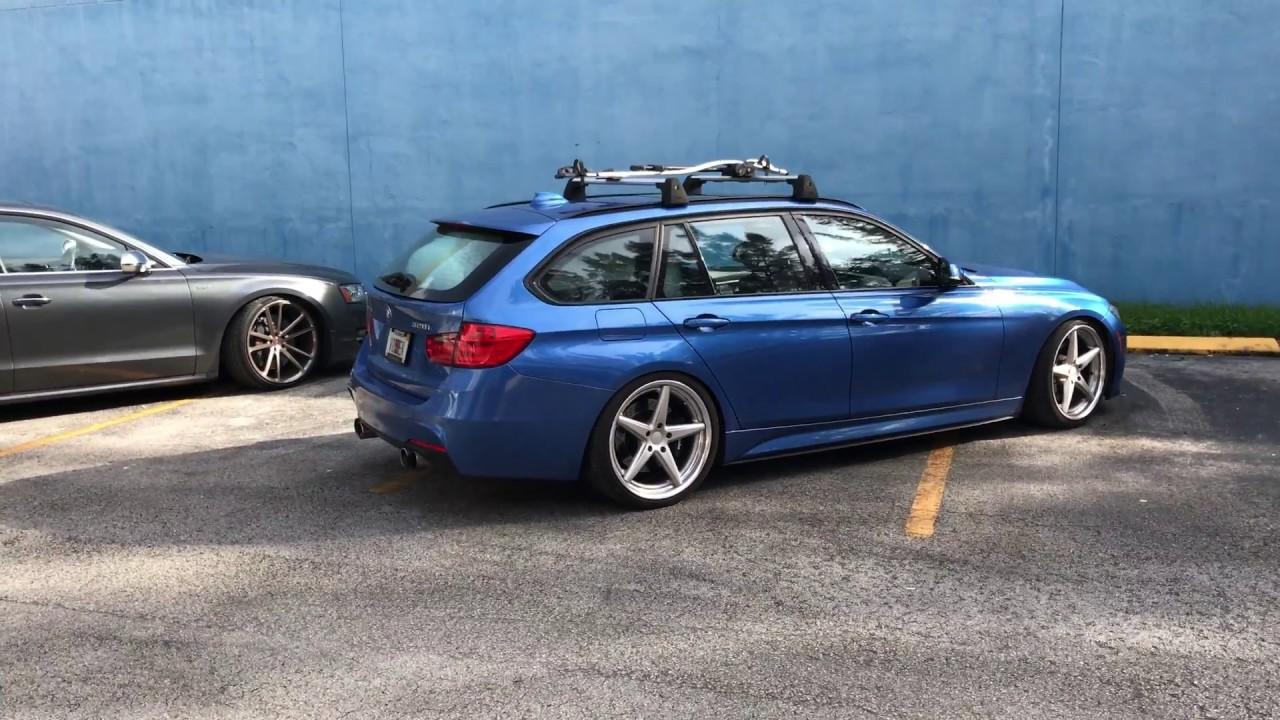 Kats Lady Driven F BMW Xi XDrive Wagon WalkAround K - Bmw 328xi wagon for sale