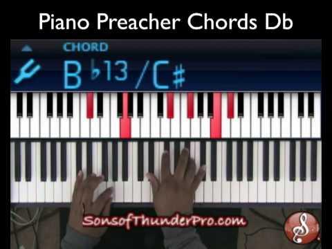 Db Piano Chord Worshipchords