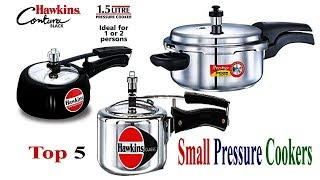Top 5 Best #Small #Pressure #Cookers & #Buying Guide (Latest Version)