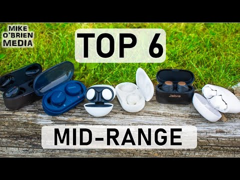 TOP 6 MID-RANGE EARBUDS (Under $200) - Don't Buy The Wrong True Wireless Earbuds!