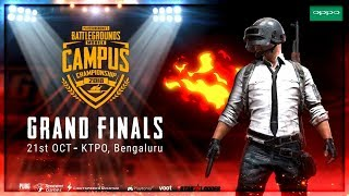 PUBG Mobile Campus Championship Grand Finals With Future Gaming