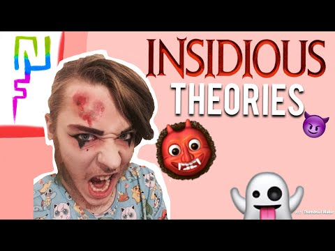 INSIDIOUS THE LAST KEY | Theories and plot