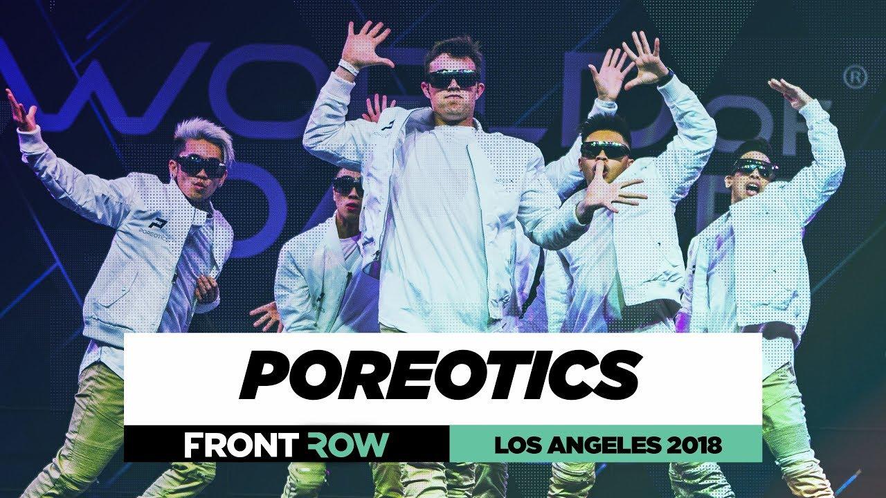 Poreotics | World of Dance Los Angeles 2018