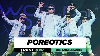 Baixar Poreotics |  FrontRow | World of Dance Los Angeles 2018 | #WODLA18