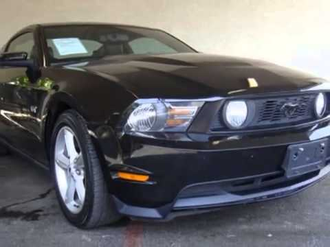 2010 Ford Mustang 2dr Cpe GT Premium Coupe - San Antonio, TX
