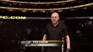 【メロ】UFC(総合格闘技)【観客席から応援】編集版
