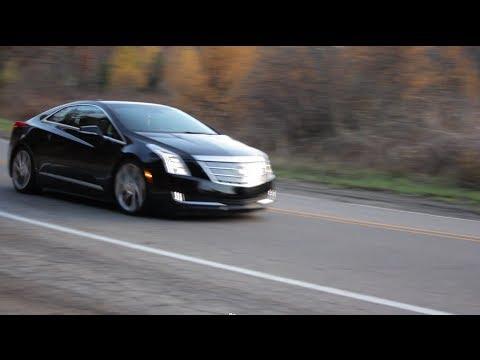 2014 Cadillac ELR - Road Test