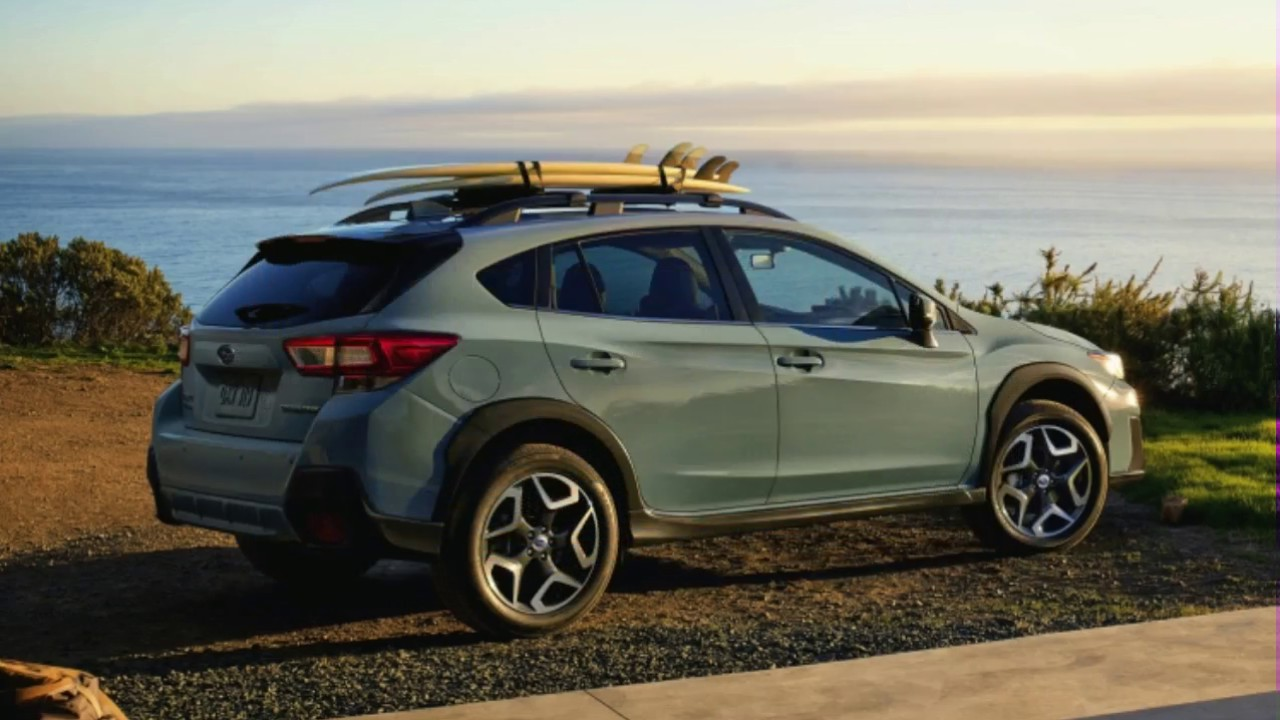 Wow 2018 Subaru Crosstrek Still Gets A Manual Transmission In