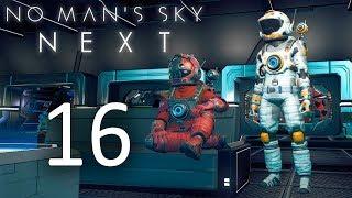 No Man's Sky NEXT - Кооператив - Строительство базы [#16] | PC