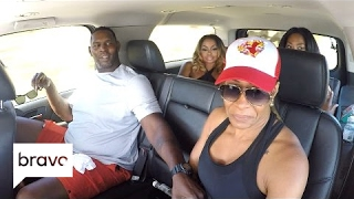 RHOA: Sheree Whitfield's Ex Brings Her to Tears (Season 9, Episode 16) | Bravo