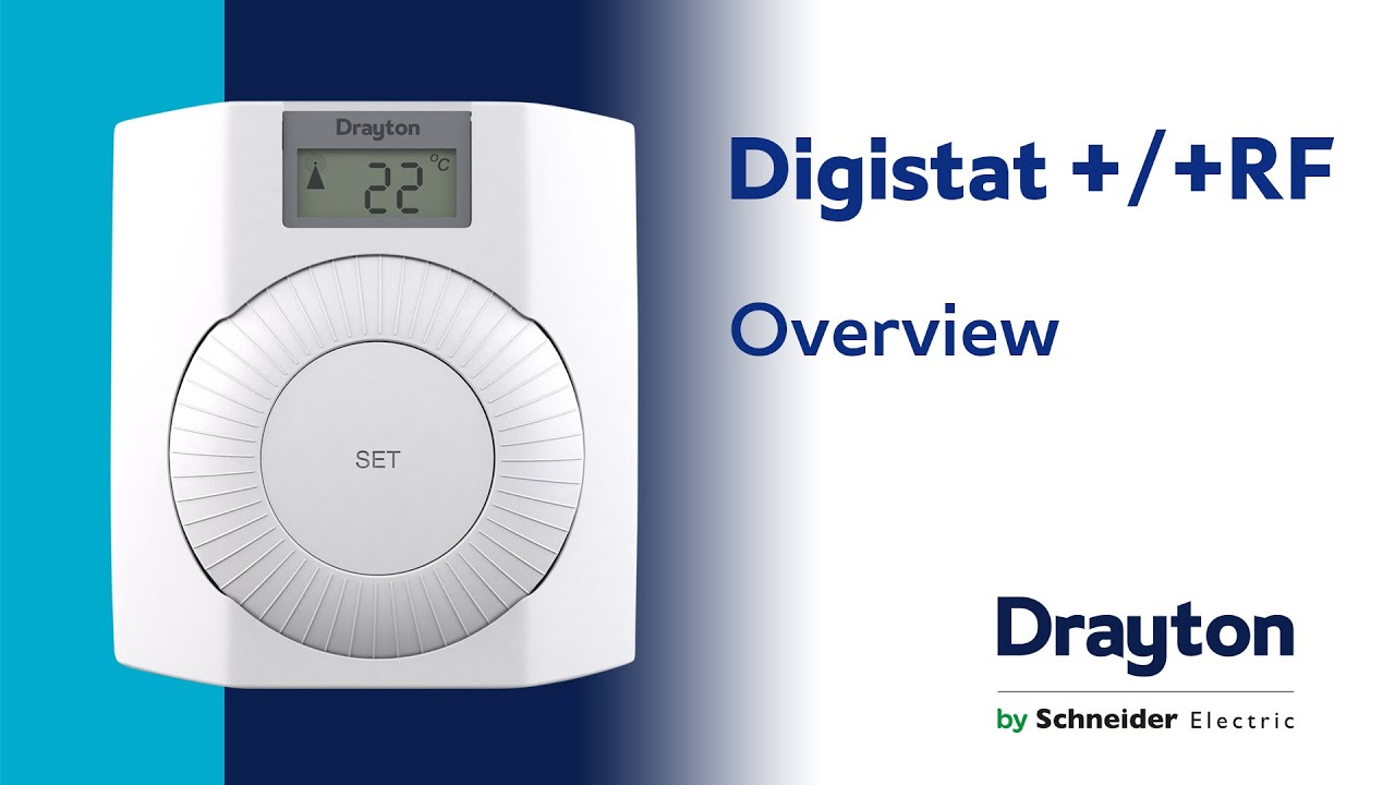 hight resolution of drayton digistat and rf an overview