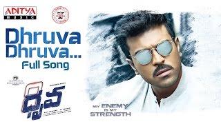 Download Hindi Video Songs - Dhruva Dhruva Full Song | Dhruva Movie | Ram Charan, Rakul Preet Singh || Hiphop Tamizha