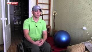 Инвалиды колясочники прыгнули с парашютом Thumbnail