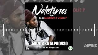 Muzo Aka Alphonso x Cholk p x Masereti - Ndetina (Official Audio) #ZedMusic