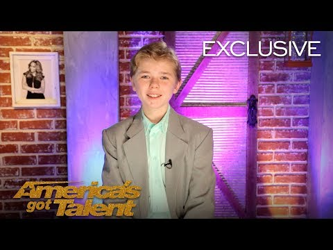 Patches The Kid Rapper Recalls His Performance For America - America's Got Talent 2018