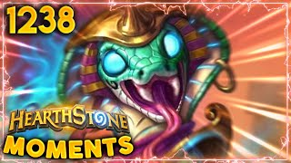 6 Mana Commit SUICIDE?? SEEMS GOOD! | Hearthstone Daily Moments Ep.1238