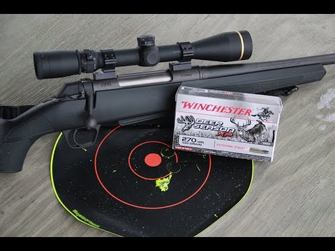 Gun Review: Winchester XPR Rifle
